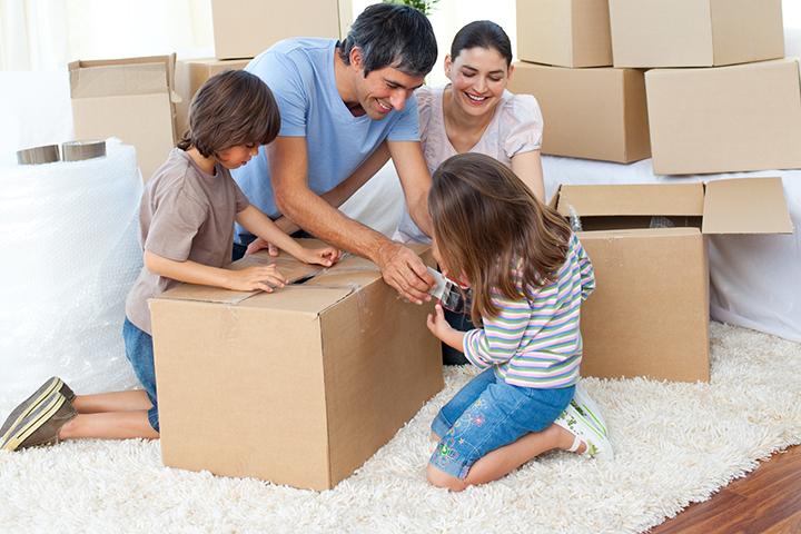 Ouders helpen hun kinderen bij de hypotheek