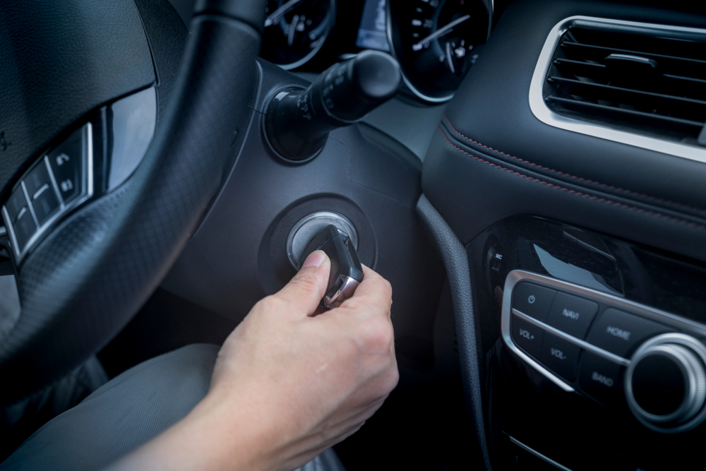 Auto wil niet starten maar de bestuurder heeft een pechhulp verzekering of anwb lidmaatschap